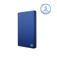 Seagate Backup Plus 1TB, (Blue), External HDD, H
