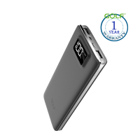Golf powerbank LCD120 (12000 mAh) Dark Grey