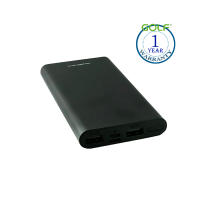 Golf Powerbank EDGE12 (12000 mAh) Black
